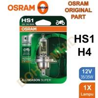 BOHLAM OSRAM ALL SEASON SUPER KLX & D-tracker 150 H4 (HS1)