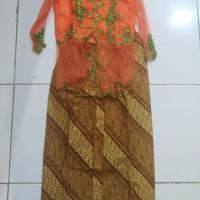 Ready Stock Baju Adat Anak Sunda Perempuan / Kebaya Sunda Perempuan