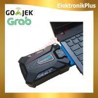 Ice Fan Vacuum Cooler Universal Laptop/ Kipas Laptop samping