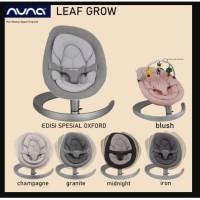 Nuna Leaf Grow Baby Bouncer - Ayunan Bayi