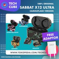 Sabbat X12 ULTRA Qualcomm APTX Earphone Bluetooth Headset 5.0 Alt E12