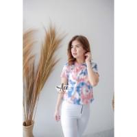 tshirt wanita kaos distro kaos wanita import baju wanita terbaru NS02