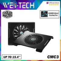 Cooler Master Notepal CMC3 Notebook Cooler Fan Laptop Cooling Pad