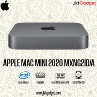 APPLE MAC MINI 2020 MXNG2ID/A CORE i5 6-CORE 8GB 512GB RESMI