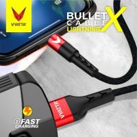 VYATTA BULLET LIGHTNING USB CABLE - GARANSI 12 BULAN TANPA BATAS