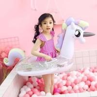 Ready Stock Ban Renang Anak Unicorn Pelampung Berenang Renang Anak