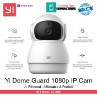 Yi Dome Guard 1080p IP Camera Versi Internasional Garansi Resmi 1 Thn