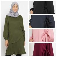 FTSL fadiyah baju atasan tunik muslim wanita prisket