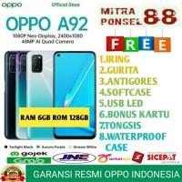 OPPO A92 RAM 6/128 GB GARANSI RESMI OPPO INDONESIA
