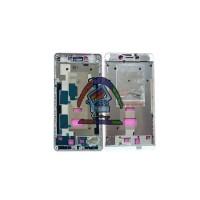 FRAME BEZEL TULANG TENGAH TATAKAN LCD OPPO A51 MIRROR 5 ORIGINAL