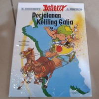 Komik Asterix - Perjalanan Keliling Galia