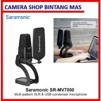 Saramonic SR-MV7000 XLR USB Condenser Mic for Streaming ASMR Podcast