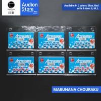 Eartips Marunana CHOURAKU [NEW][JDM][ORI][HARGA PAIR][MADE IN JAPAN]