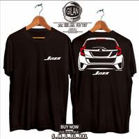Kaos Baju Mobil Honda Jazz GK5 Rear GK 5 Racing otomotif - Gilan Cloth
