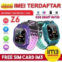 Dennos Z6 WATERPROOF FREE SIM CARD IMOO Kids Smart Watch