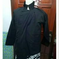 Surjan Tenun Hitam / Surjan Hitam / Baju Adat Nusantara