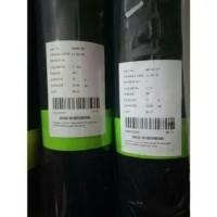 kain sifon silky jetblack/Original Chiffon silk arabic Leuwite