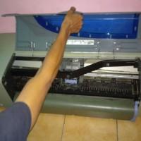 Printer hp bisa cetak spanduk, bahan banner