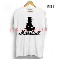 KAOS PRIA SLASH MARSHALL | GNR041 | ROCK BAND GNR | C&T GARAGE - XL