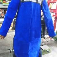 apron set dada lengan adjustable EISSEN baju las berkualitas