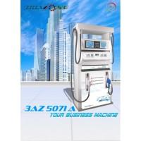 Mesin Fuel Dispenser - Mesin Pom Mini Legal (3AZ 5071-A Double Nozle )