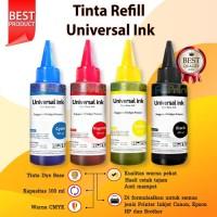 Paket Tinta Refill Cartridge Canon 810 811 Printer IP2770 MP237 MX366