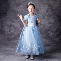 Jual Baju Dress Pesta Anak Frozen Elsa 2 Kostum Elsa Frozen