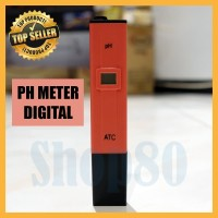 PH Meter Digital Tester Pengukur Keasaman Air Alat Ukur Asam Basa