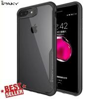 iPaky Case iPhone 7 Plus 8 Plus Original Armor Bumper Transparan