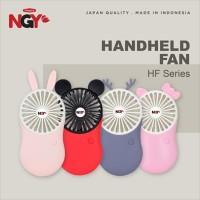 Kipas Angin Genggam NAGOYA HF Rechargeable Mini Portable Hand Fan NGY