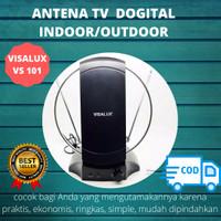 ANTENA TV INDOOR/ANTENA DALAM DIGITAL VISALUX VS 101