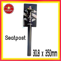 SYTE ST-G912 Seat Post Sepeda 30.8mm x 350mm