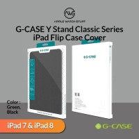 G-CASE Y Stand Classic Series Flip Case Cover iPad 7 2019 iPad 8 2020