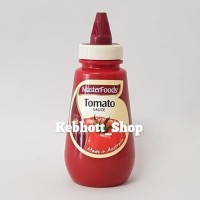 Masterfoods Tomato Sauce 250gr | Master Foods Saus Tomat | Masterfood