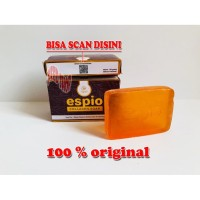 ESPIO COLLAGEN SOAP / SABUN ESPIO COLLAGEN INGES9 ORIGINAL BPOM 60 GR