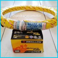 Ban Swallow Matic Paket 50 Dalam Uk 100 Ring