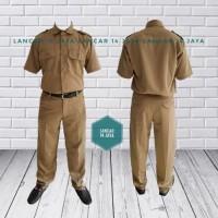 MalangTactical Seragam Keki Pemda PNS/ Setelan Baju Keki