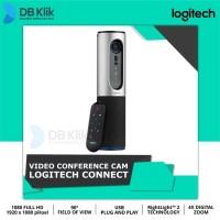 Webcam Logitech Connect Video Conference - Web Cam Logitech Connect