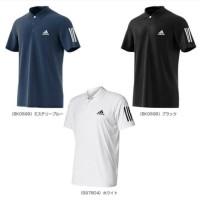 Baju Polo Golf Pria Tshirt Tshirt Adidas Garis