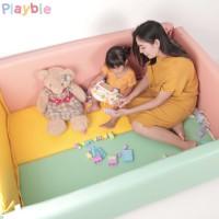 Playmat Bayi Model Bumper Box 100X100,150X150, 200X200 Series 2