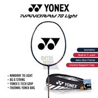 Yonex Nanoray 70 Light ( Raket Badminton )