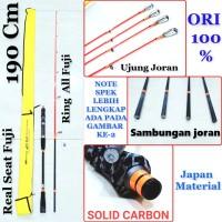 Joran Slow Jigging Solid CARBON VERSUS JIGMAN 632 Pe 2-4 (Fuji)
