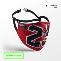 Stayhoops - Masker Fullprint 2 Layer - Non Medis - I'm Back