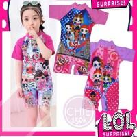 Baju Renang Anak Perempuan LOL