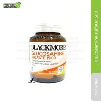 Blackmores Glucosamine Sulfate 1500mg Kalbe BPOM - 30 Tabs