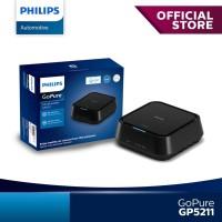 Philips GoPure GP5211 Black X1 - Pembersih Udara Interior Mobil