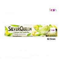 Silverqueen GREEN TEA / Cokelat Silver Queen Greentea 65 Gram