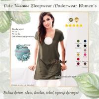 Terlaris!!! Katun Adem Lingerie, underwear, Sleepwear, Baju Tidur