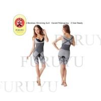 Natural Bamboo Slimming Suit / Pakaian Dalam Korset Pelangsing
