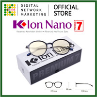 Kacamata K-Ion Nano Premium 7 | Kacamata Terapi - Black